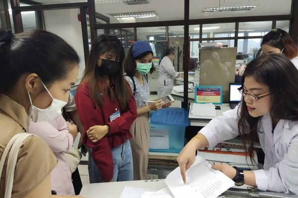 Thailand Textile Institute Welcomes Faculty and Students from Kasetsart University