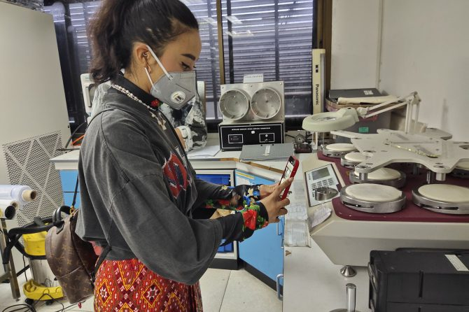 Thailand Textile Institute Welcomes Khun Pear Pearypie